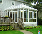 Sun rooms, Conservatory Kits, Designs