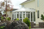 Sunroom and Conservatory Kits